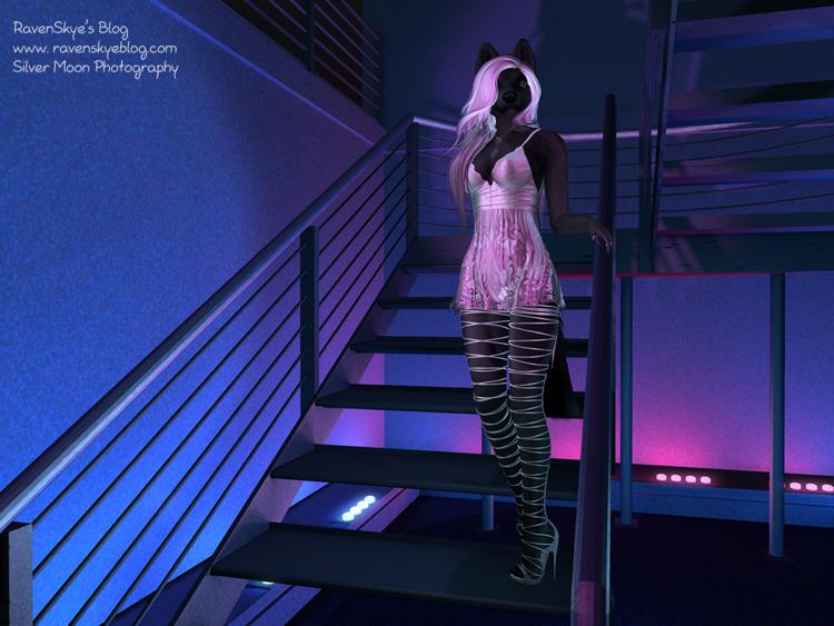 Blueberry Dress Reign Boots, Re - ravenskyeblog | ello