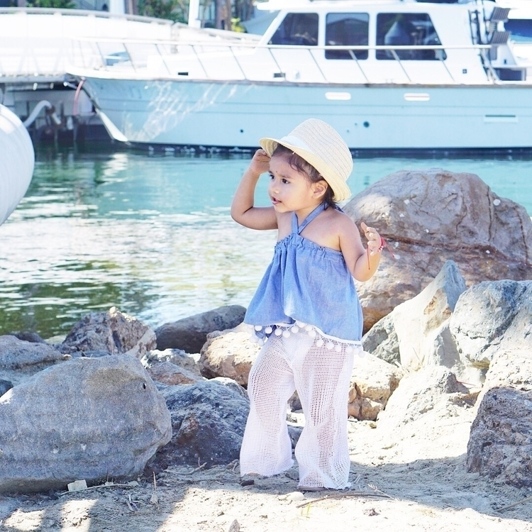 Yacht life outfit - giadaadeline | ello