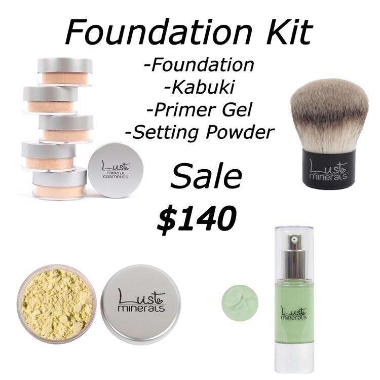 excited kit big savings!! perfe - lust__minerals | ello