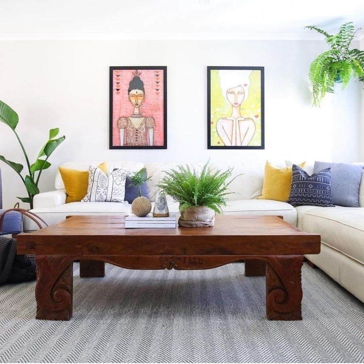 colours room vibrant tropical!  - bulburaplantdesign | ello