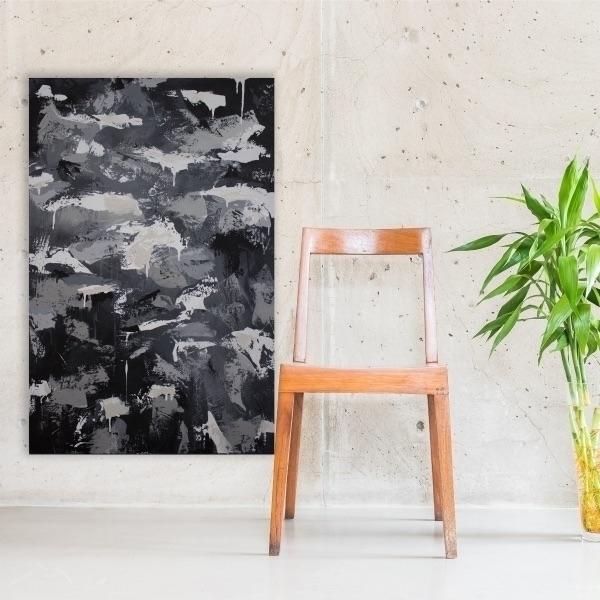 Pheonix original abstract acryl - zonkt | ello