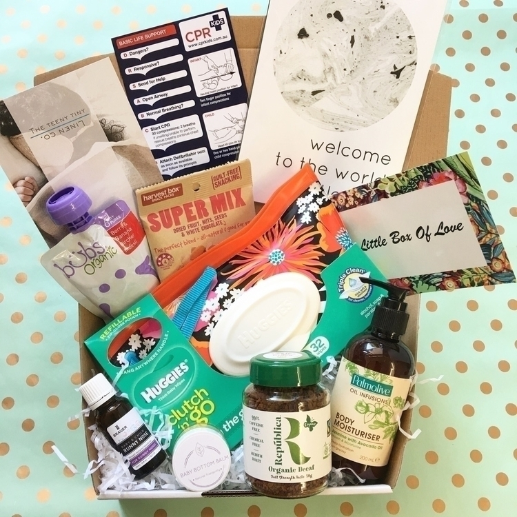 June Gift Box goodness, couple  - littleboxoflove | ello