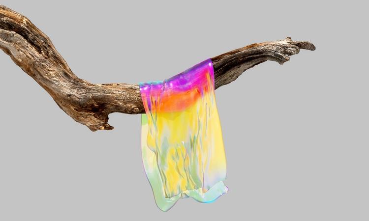 Iridescent Relaxation - naturestudy - ateliermartini | ello