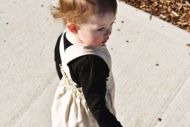 love Pinny ✿ Willow wears Sand  - summerwillowshaw | ello