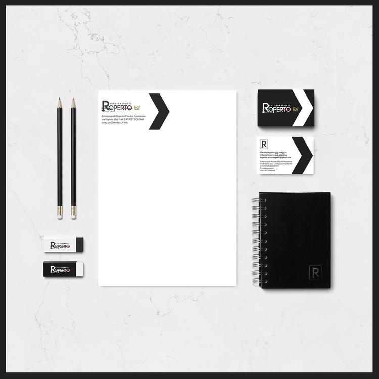 Autotrasporti Roperto / Brand I - crismaartdesign | ello