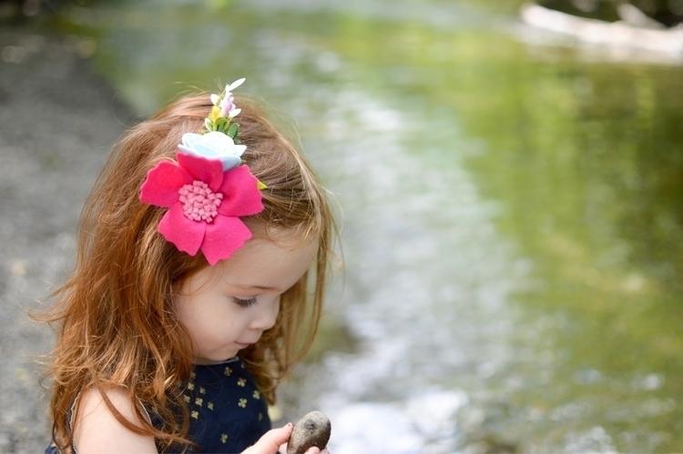 Skipping rocks exploring nature - kaeleighgrace | ello