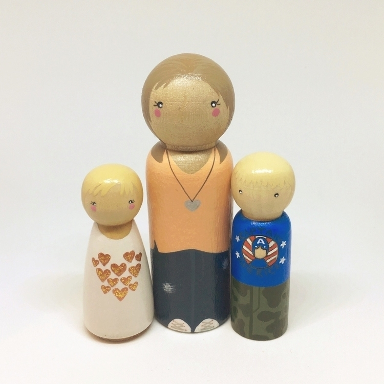 sweet custom Friday  - custompegdolls - littlepegg | ello