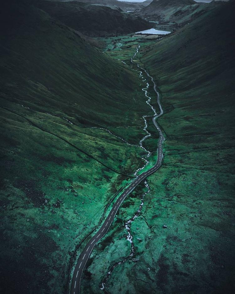 Stunning Drone Photography Rikk - photogrist | ello