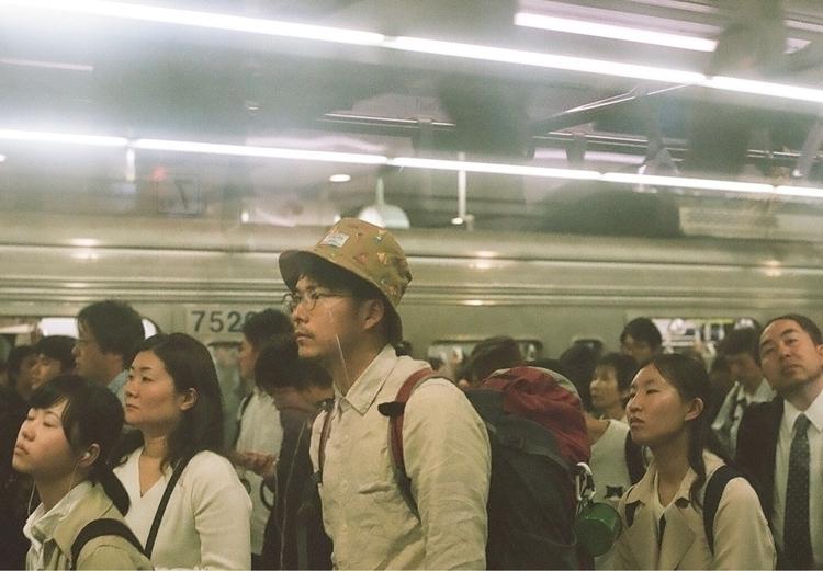 Film shots time Tokyo - artbyty | ello