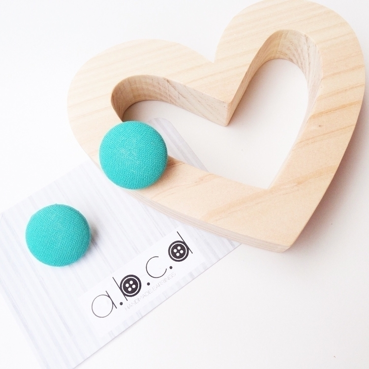 // cute turquoise earrings ♡ pr - _oliveandjem_ | ello