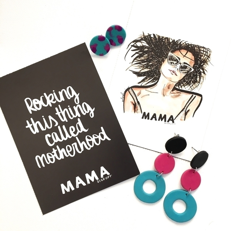 ~Motherhood~ days feel totally  - littleolliedesigns | ello