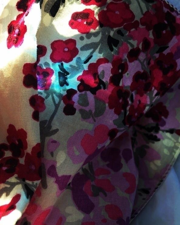 lovely scarf - niyousha | ello