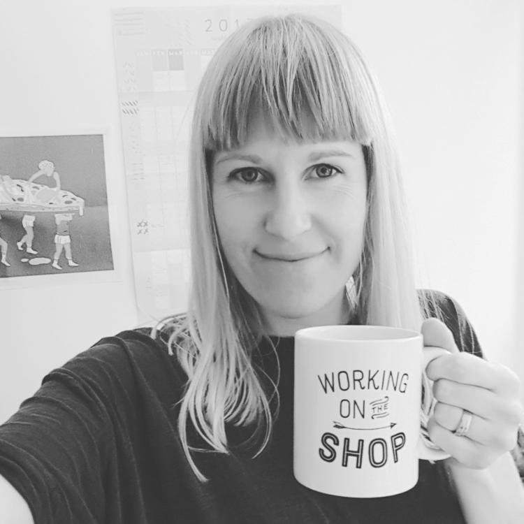 Huge mug tea day. Stay home Mum - jonipony   ello