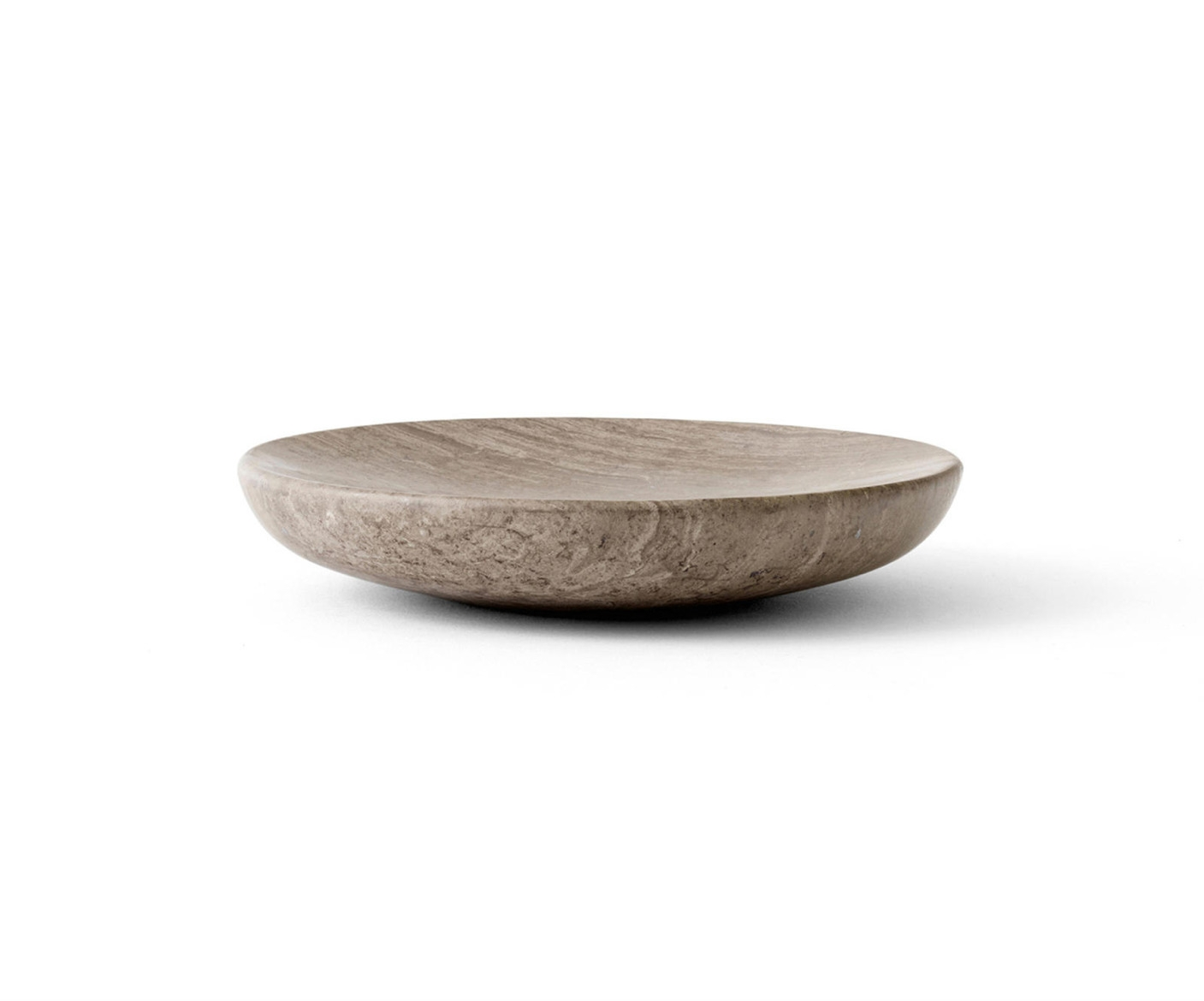 Hover, Bowl, Honed Brown Marble - rachelmauricio | ello