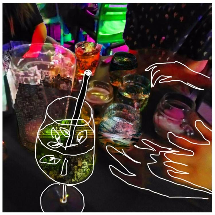 DREAMS - drunk, glasses - michellepan | ello