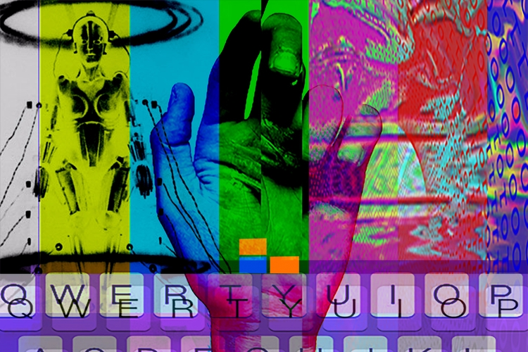 QWERTY visions - DigitalDecadeCyberia - michellepan | ello