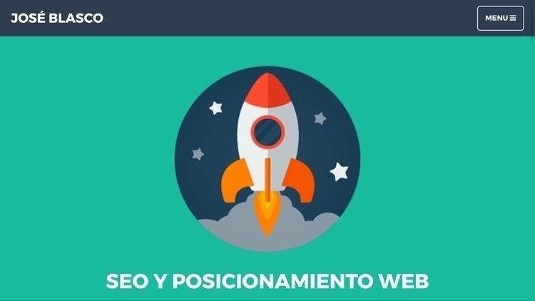Consultoría SEO Diseño Web en M - blasco | ello
