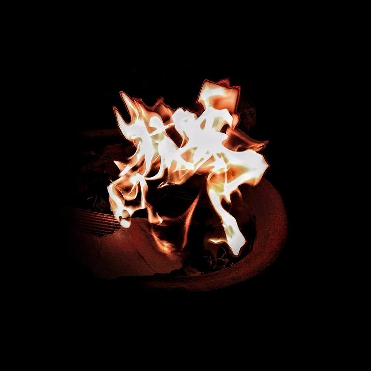 | Randomness •`~×÷√¶∆~ - fire, flame - ishwarasandeshcm | ello