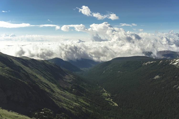 Rolling Clouds - colorado, adventure - andrewwee   ello