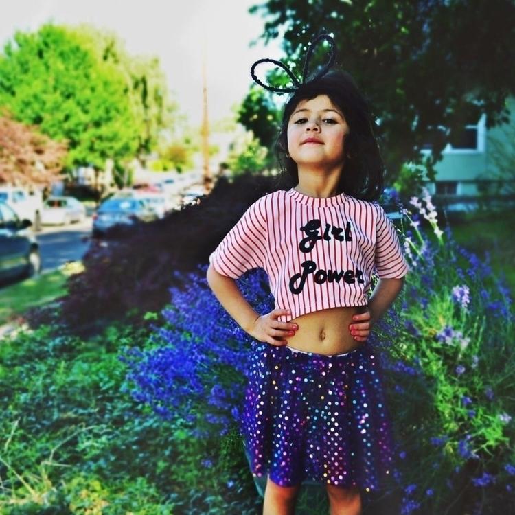 Girl Power!!!  - kidsfashion, fashionkids - kainkuhandmade | ello