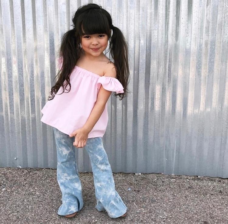 Ava pink Lola! Bells-@raisingwi - mai_ties_boutique | ello