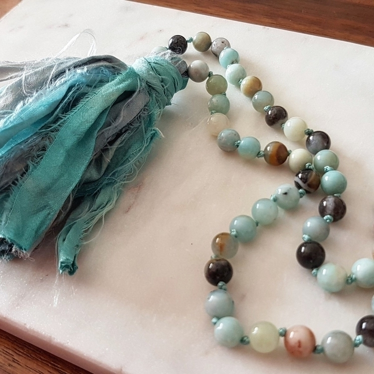 quick weekend mala sale? Yass!  - clearmoonbyjessie | ello