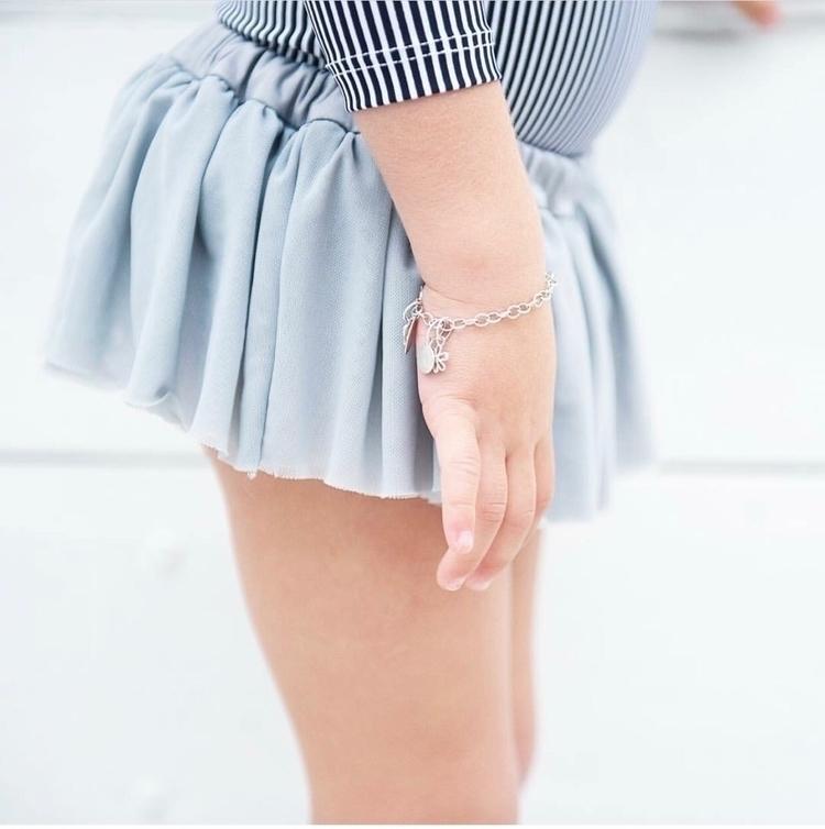 Tutu Skort Perla + Blush layere - littleheartsco | ello