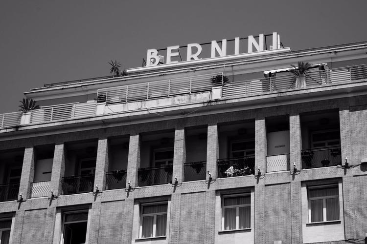 Hotel - 2017 - Bernini, Rome, Roma - andy__green | ello
