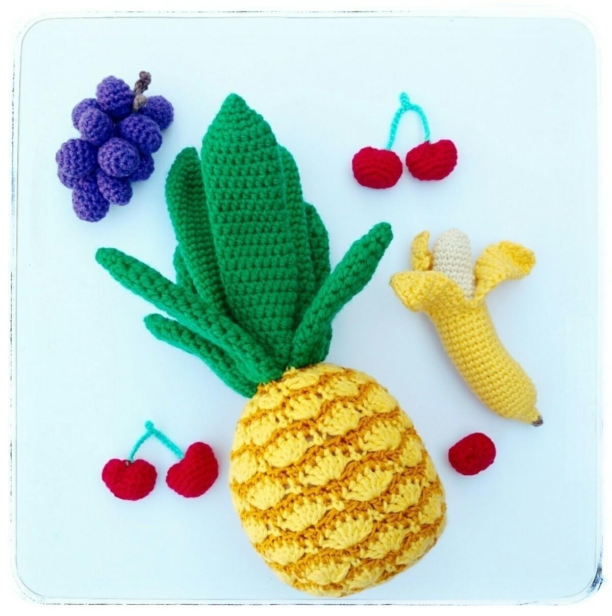 \\Customer Creativity// > fu - crochetedbycrissa | ello