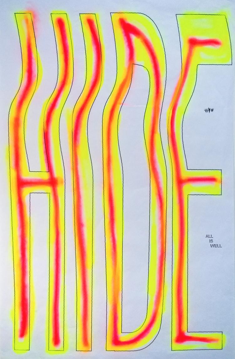 Final HIDE Poster. 60 40 - 1 Se - mattluckhurst | ello