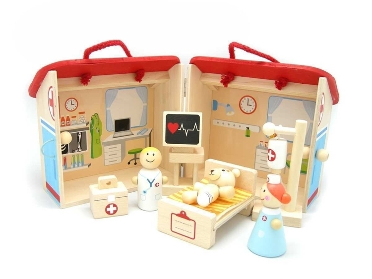 :star:️Hospital Play Sets stock - catchafallingstar | ello