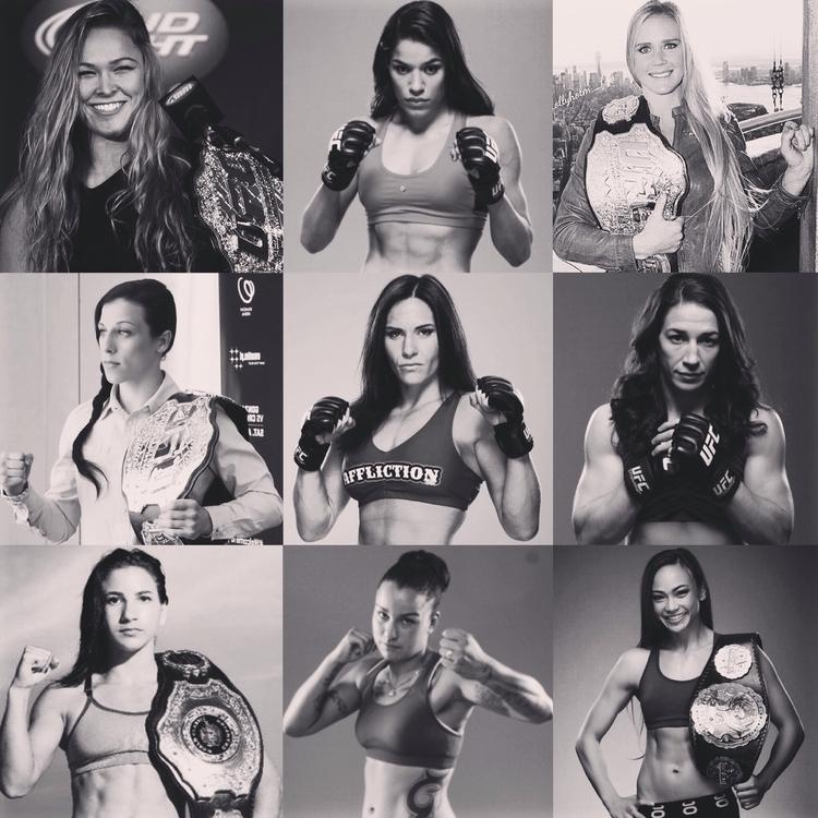 women UFC talents sport great w - coolfreedude | ello