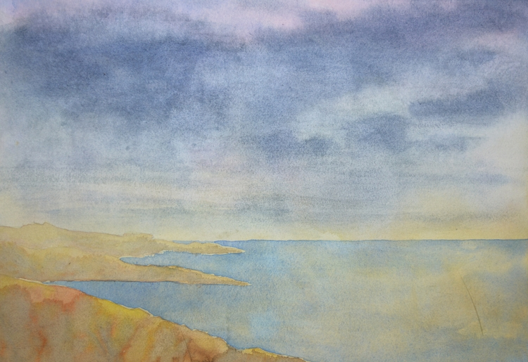 Horizons Watercolours - euric | ello