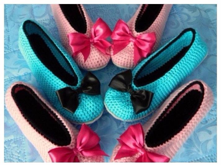 crochet shoe delicate step :hea - carlabreda | ello