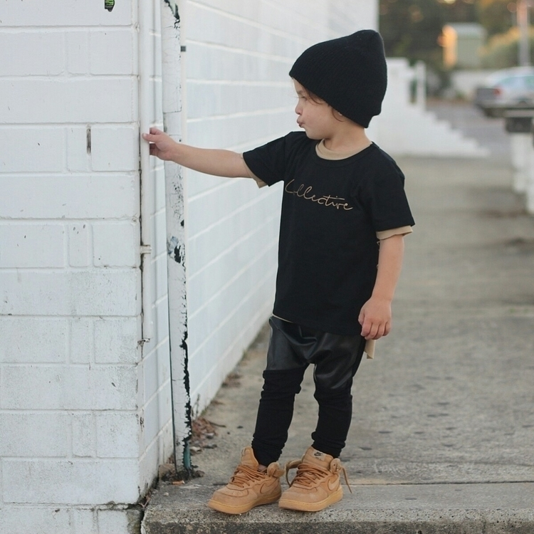SIGNATURE COLLECTIVE tee awesom - collectivekidsthreads | ello