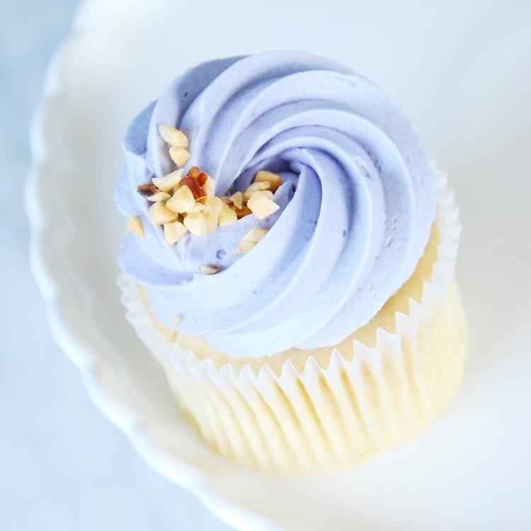 Lilac sugar swirls - cupcakes, love - crumsandco | ello