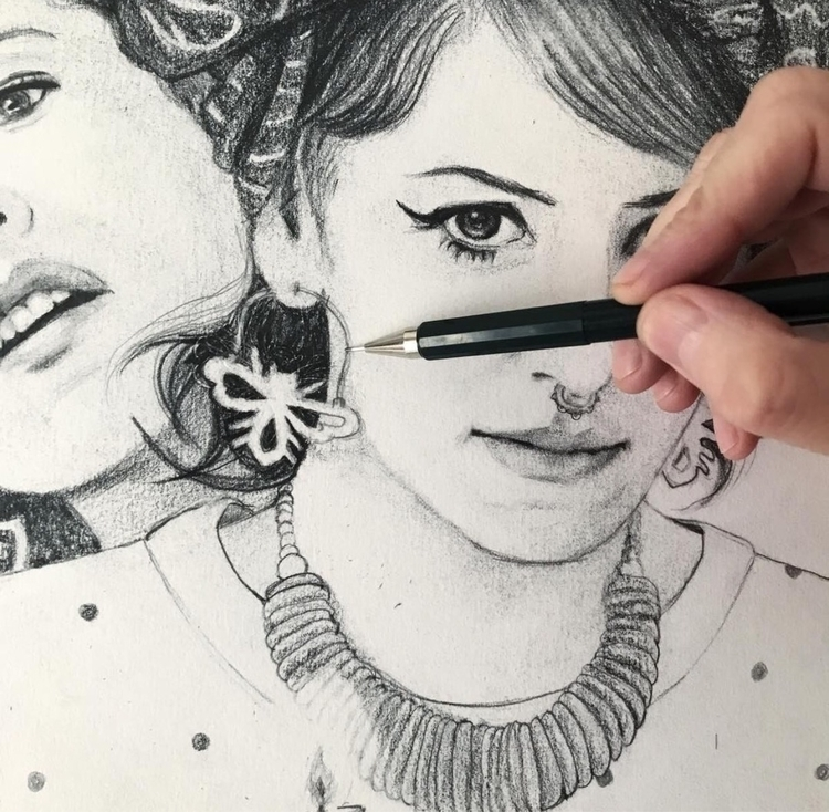 artist surprised yesterday piec - asotojewelry | ello