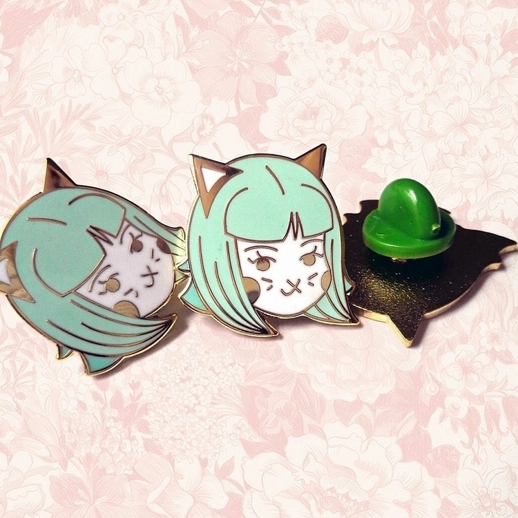 bobcat pins! arrived promise sh - nightlymade | ello