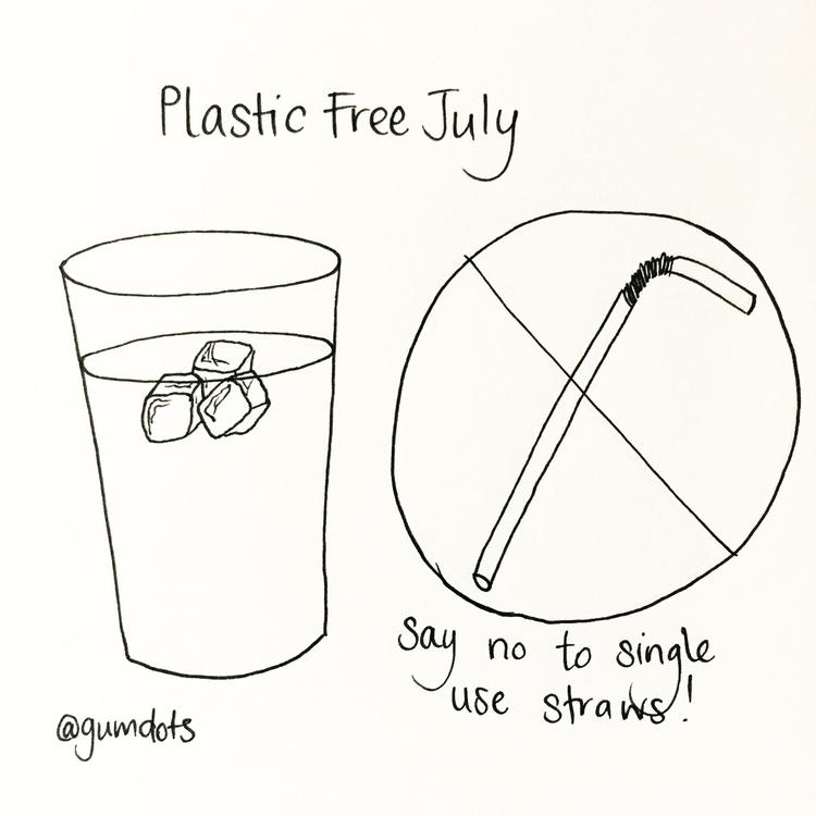 straws 🥃 . Disposable average l - gumdots | ello