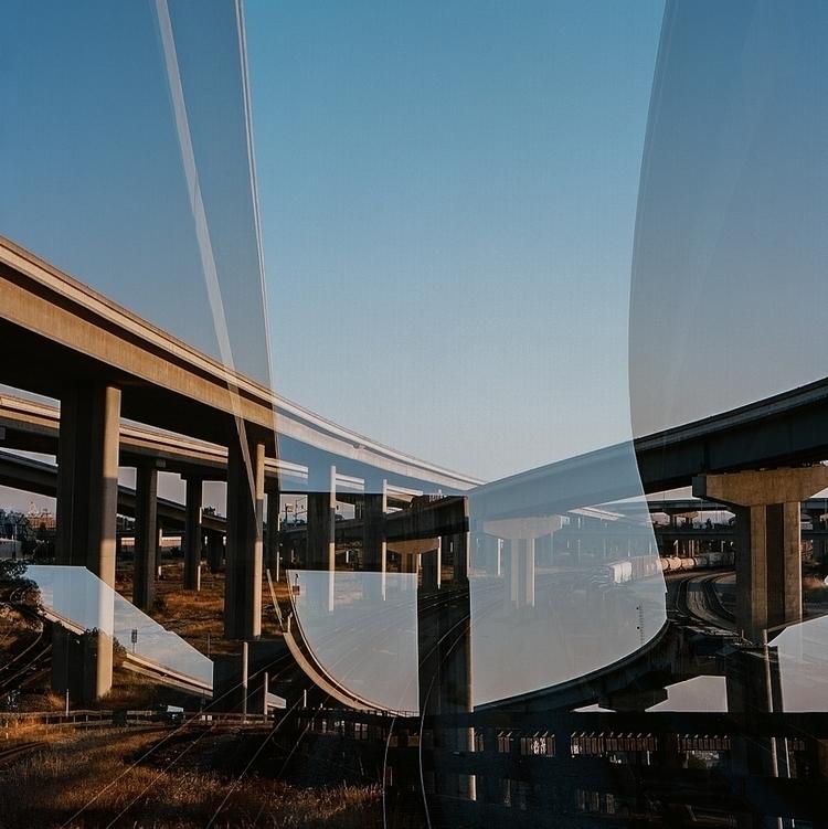 westoakland, trainyard, doubleexposure - teetonka | ello