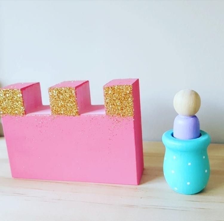 princess castle xx - handmade, mydeerivy - mydeerivy | ello