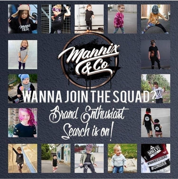 MannixCo squad? Head Instagram  - mannixandco | ello