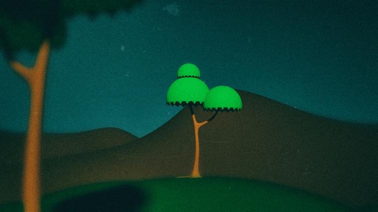 Tree, Exploring Maya Tutorial A - mgthefuture | ello