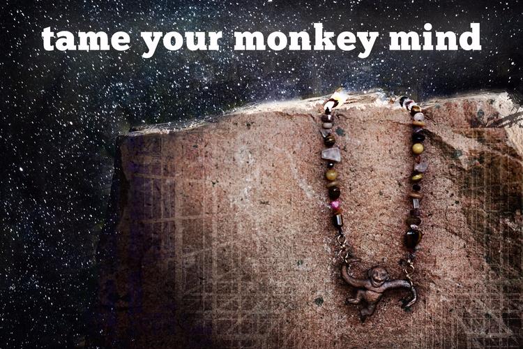Jewellery purpose. Tame monkey  - donni-didit | ello