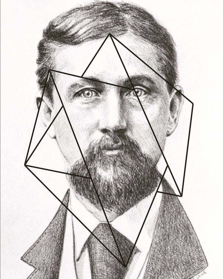 drawing, portrait, victorian - sierralowe | ello