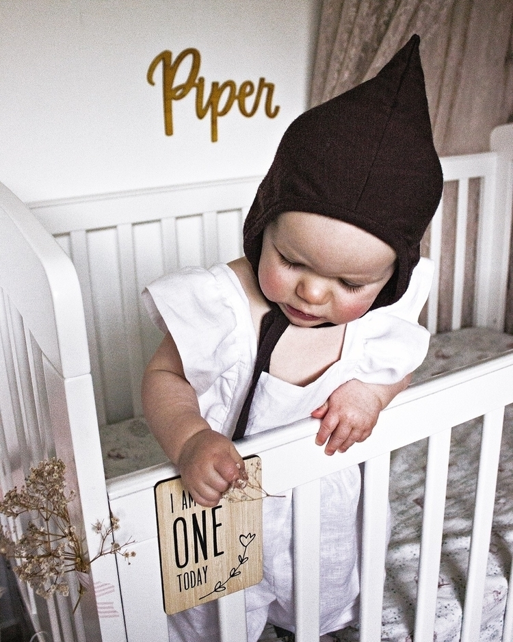 Piper Rose captured beaming, ha - cleverpoppy | ello
