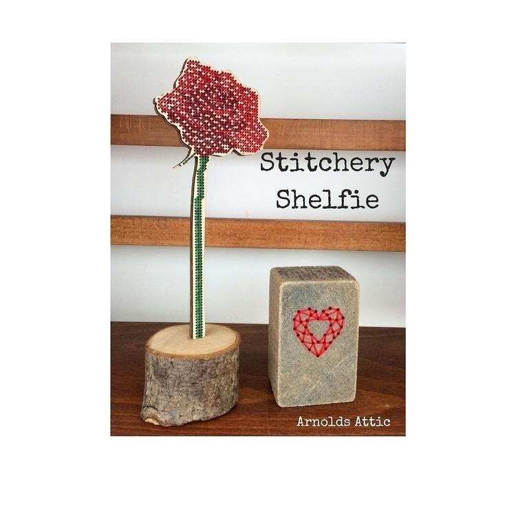 Stitchery Shelfie. Lancashire r - arnolds-attic | ello