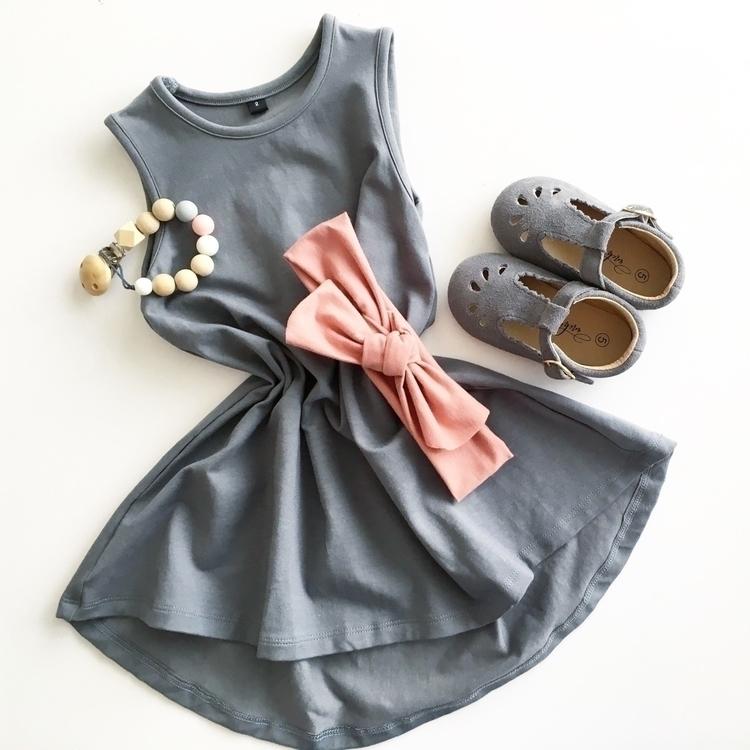 Outfit point! Shop dusty pink t - penelopekids | ello