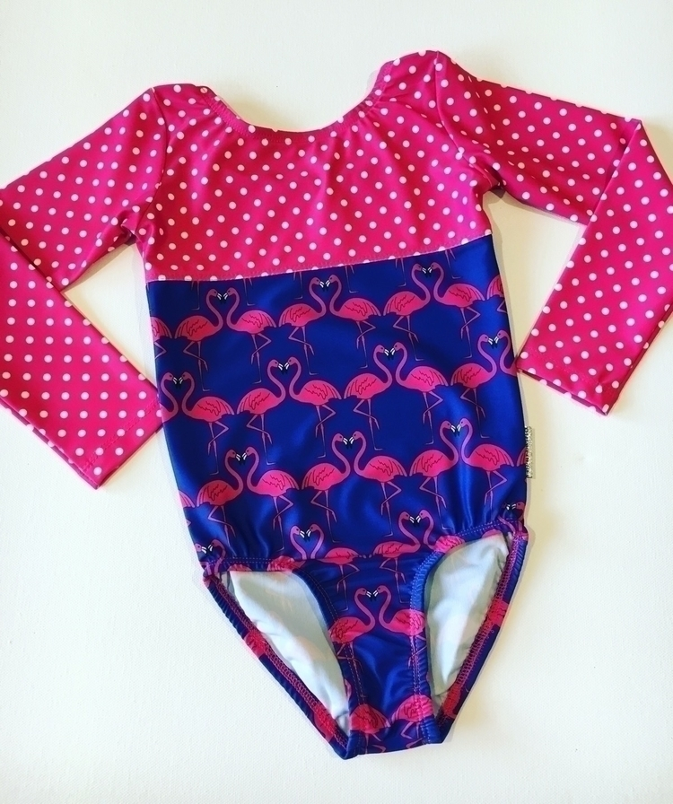 Cute flamingo leotard donating  - poppiespretties | ello