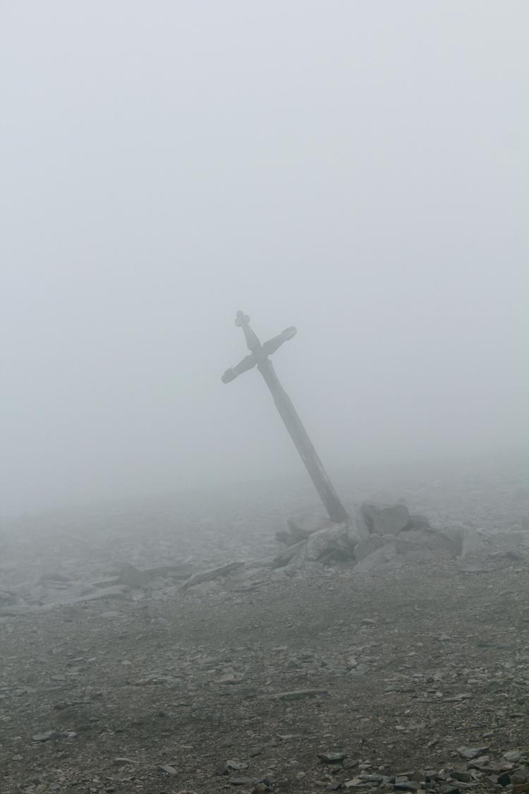 Cross Gaustatoppen, Telemark, N - norvember | ello